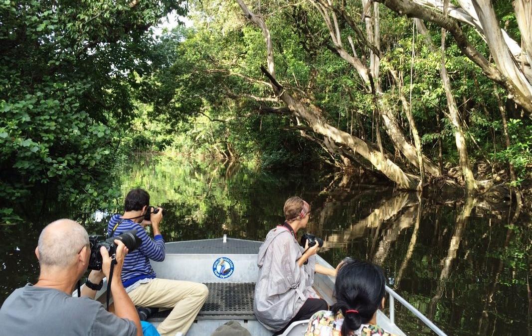 Photographic workshop with a top local wildlife photographer, Juergen Freund