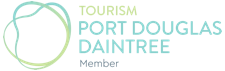 Tourism Port Douglas Daintree logo